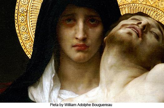 Bouguereau-Pieta