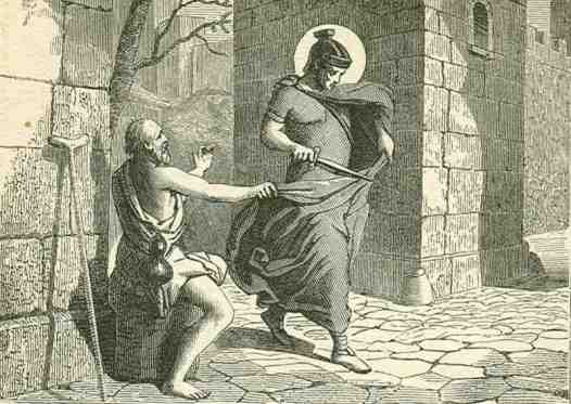 Saint Martin of Tours