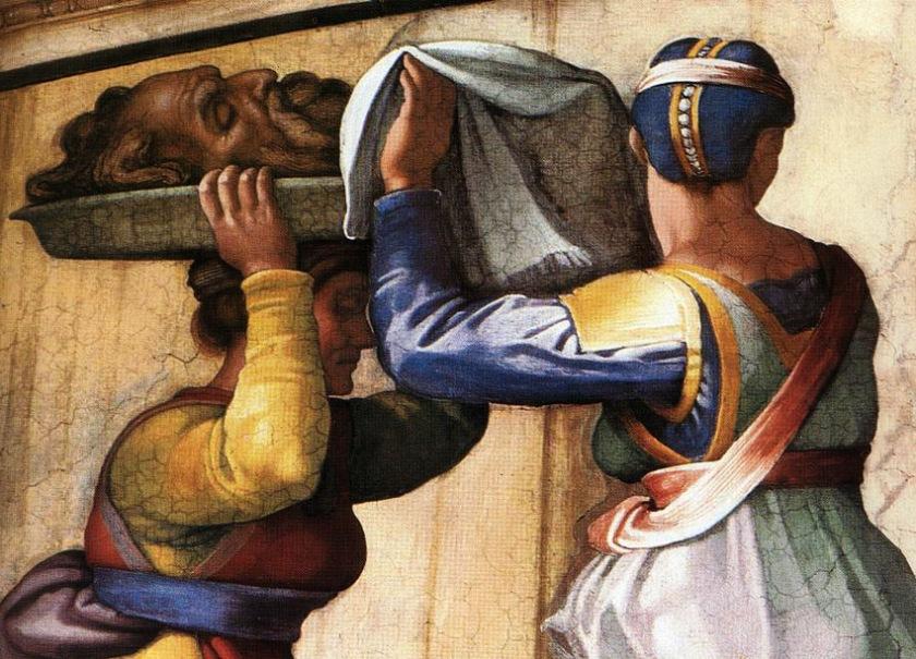judith-michaelangelo
