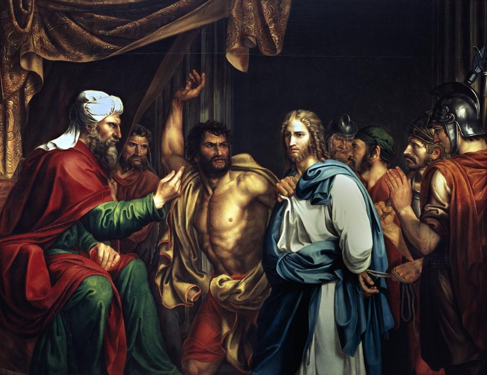 Jesús_en_casa_de_Anás_Museo_del_Prado_José_de_Madrazo