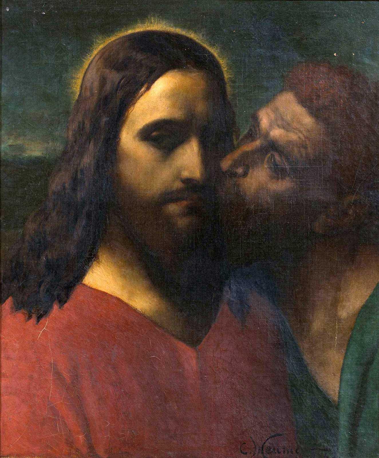 Kiss of Judas