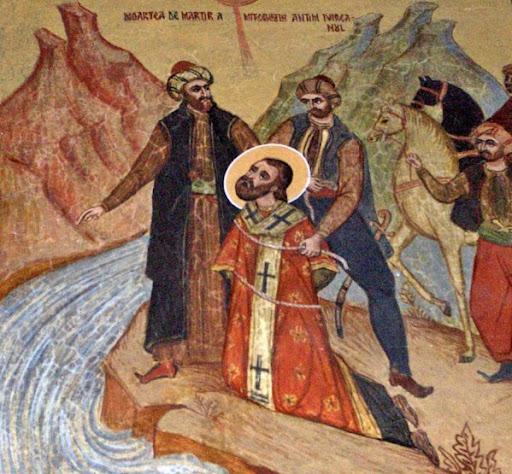 Martydom Anthimus