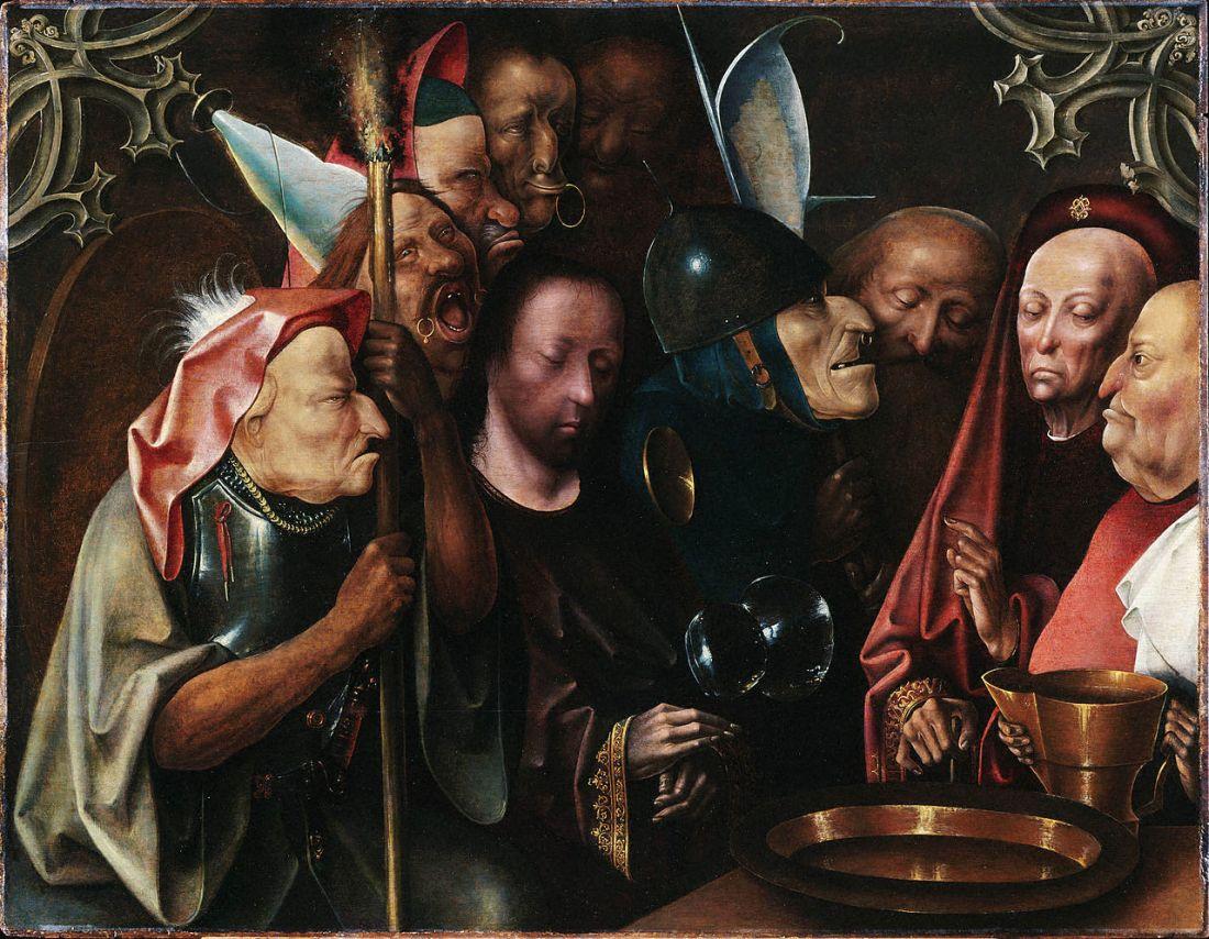 Bosch_follower_Christ_Before_Pilate_(Princeton)