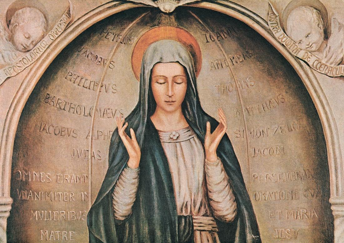 Madonna-del-Cenacolo