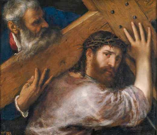 simon helps jesus