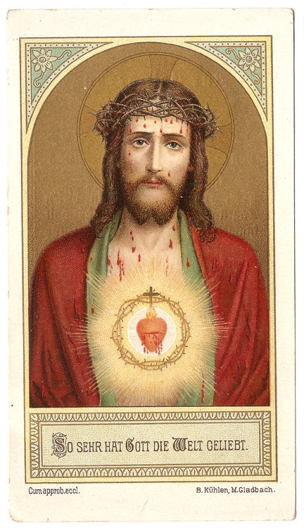 Eucharistic Heart of Jesus