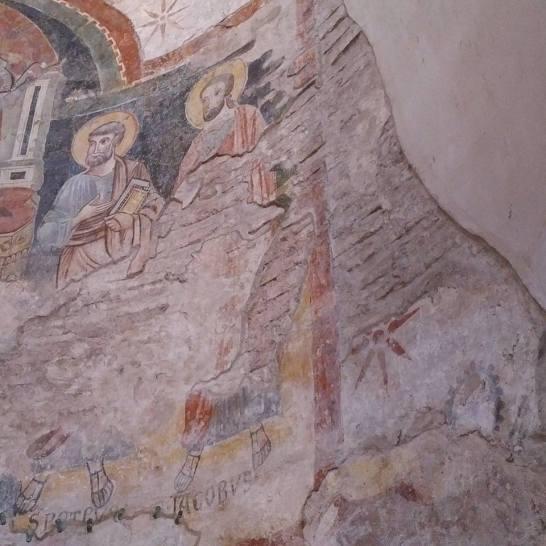 Saint James - detail