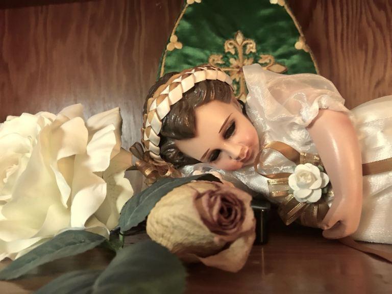 Infant Mary Ibarra